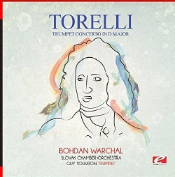 TOSELLI - TRUMPET CONCERTO IN D MAJOR
