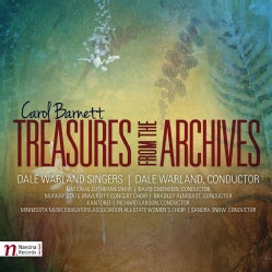 Dale Warland - Barnett: Treasures from the Archives