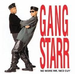 Gang Starr - No More Mr. Nice Guy (Parental Advisory)