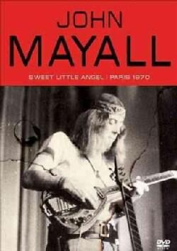 Sweet Little Angel: Paris 1970: John Mayall (DVD)