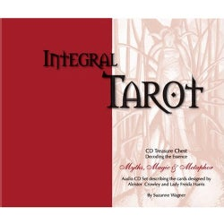 SUZANNE WAGNER - INTEGRAL TAROT CD TREASURE CHEST