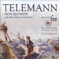 Apollo's Fire - Telemann: Don Quixote and Other Suites & Concertos