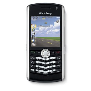BlackBerry Pearl 8100 Unlocked GSM Cell Phone (Refurbished)