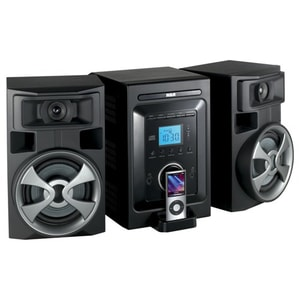 RCA RS2696i CD Audio System with Dock for iPod (Refurbished)