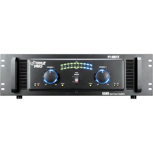 Pyle PT4001X 5500-watt Professional DJ Amplifier