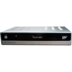 Supersonic SC-55 Digital Converter Box