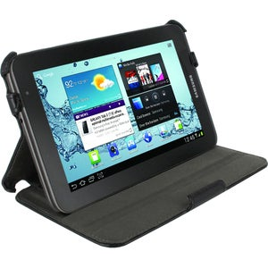 rooCASE Slim Fit Folio Case Cover Stand for Samsung GALAXY Tab 2 7.0/ GALAXY Tab 7.0 PLUS