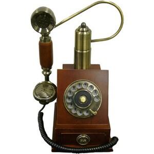 Mahogany Classic 1-drawer Telephone