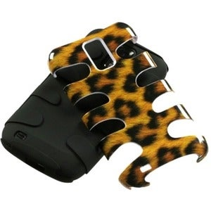 Insten Leopard Fishbone Phone Case Cover for Samsung Gala...