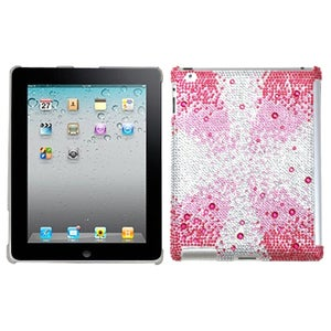 INSTEN Diamond SmartSlim Tablet Case Cover for Apple iPad 1/ 2/ 4