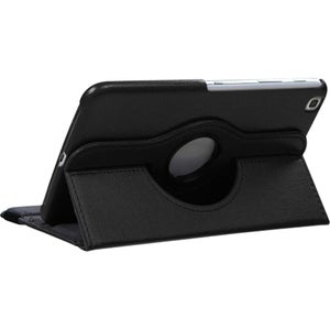 Insten Black Rotatable Tablet Case Cover for Samsung T310...