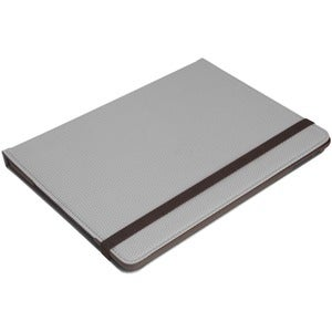 Urban Factory Spring Carrying Case (Folio) iPad Air - Gray