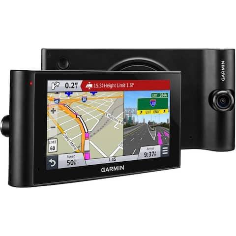 Garmin dēzlCam LMTHD Automobile Portable GPS Navigator