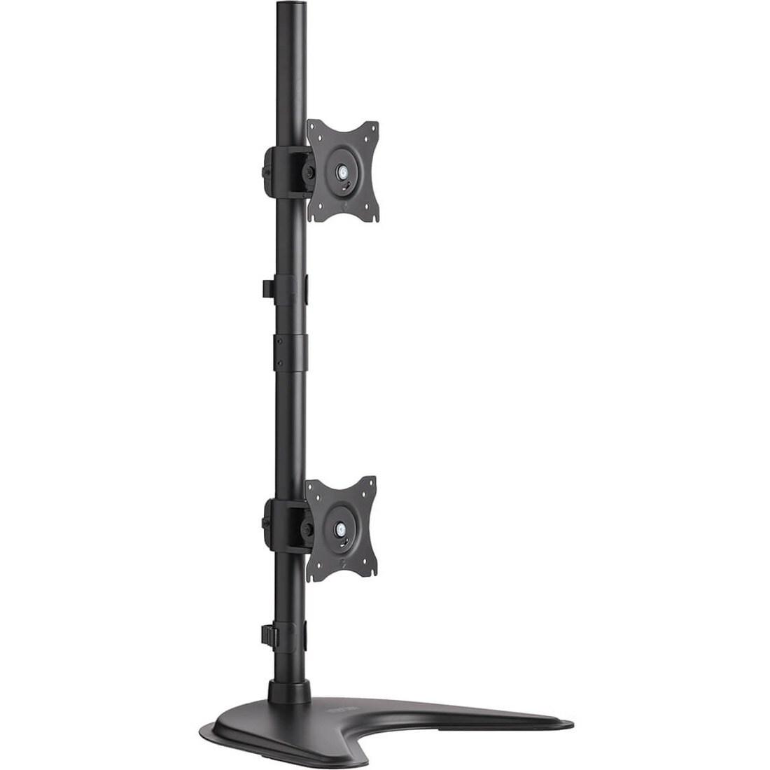 Tripp Lite Dual Vertical Flat-Screen Desk Mount Monitor S...
