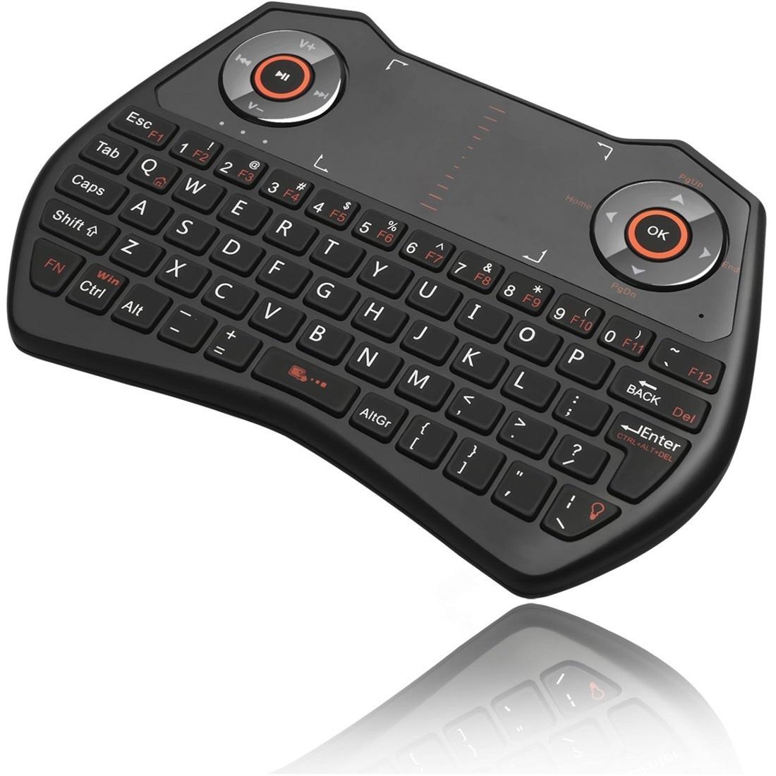 Adesso SlimTouch 4020 - 2.4GHz Wireless Keyboard with Tou...