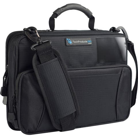 "TechProducts360 Work-In Carrying Case for 11"" Notebook"