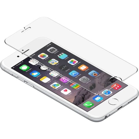 TechProducts360 Apple iPhone 6 Tempered Glass Defender Clear