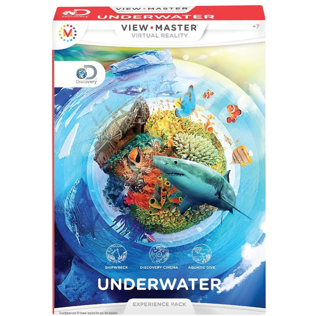 Mattel View-Master Experience Pack - Discovery Underwater