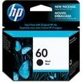 HP No.60 Black Ink Cartridge For Deskjet D2500, D2530 and F4200 All-i