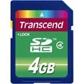 Transcend TS4GSDHC4 Secure Digital High Capacity (SDHC)