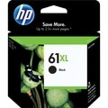 HP No. 61XL Ink Cartridge - Black