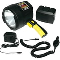 Brinkmann Yellow Q-beam 800-2655-2 Max Rechargeable Spotlight