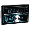 BOSS AUDIO 850BRGB Double-DIN CD/MP3 Player, Receiver, Bluetooth, Wir