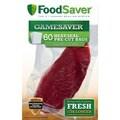 """FoodSaver GameSaver 11""""x14"""" Gallon Vacuum-Seal Bags, 60 Count"""