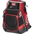 Rawlings Velo Carrying Case (Backpack) for Notebook, Tablet, Baseball
