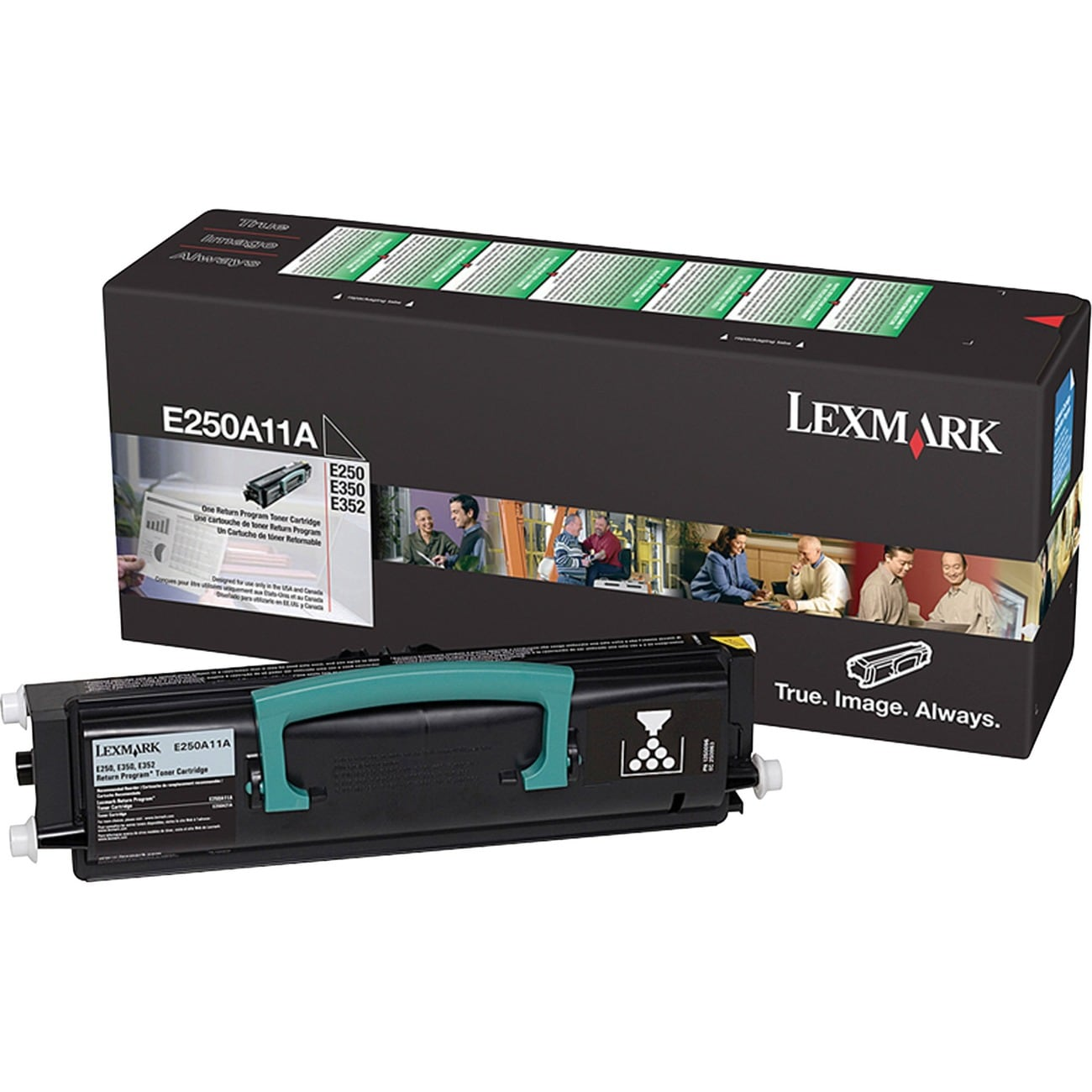 Lexmark Black Toner Cartridge