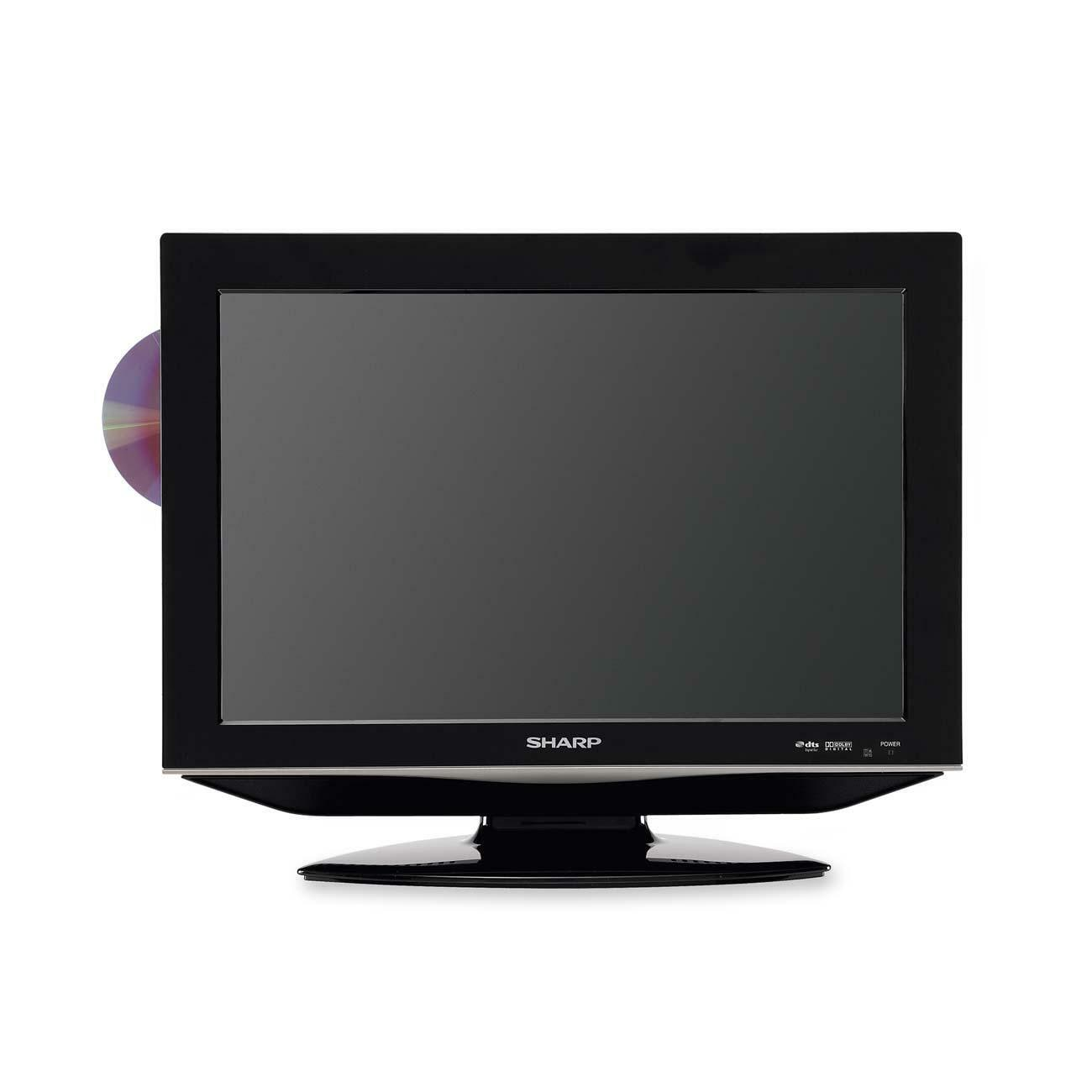 Shop Sharp Lc 19dv24u 19 Tvdvd Combo Free Shipping Today