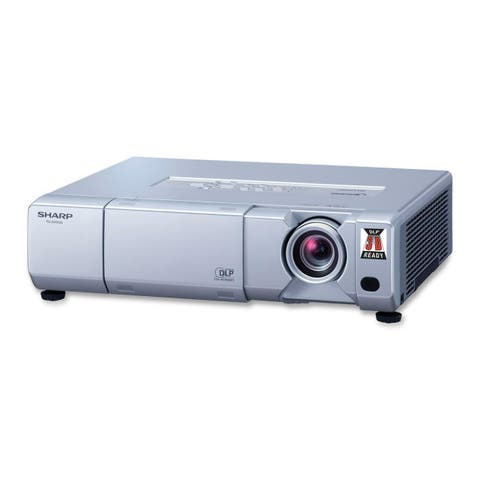 Sharp PG-D45X3D 3D Ready DLP Projector