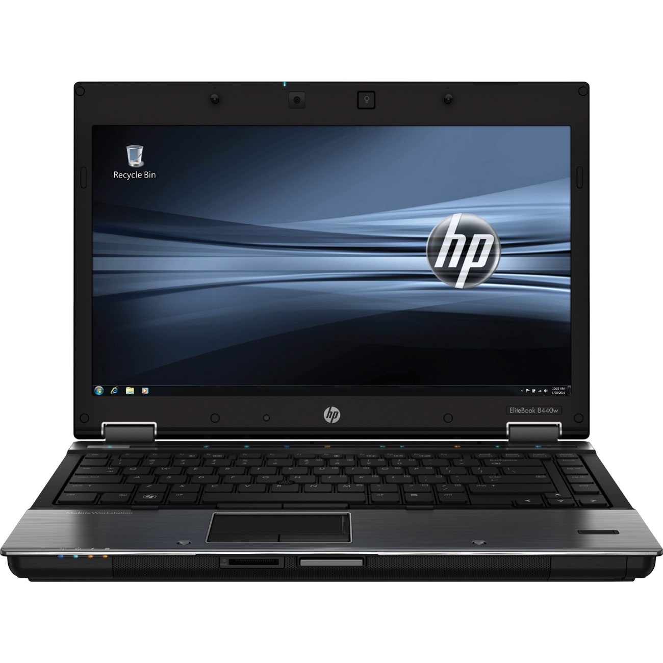 "HP EliteBook 8440w 14"" LCD Mobile Workstation - Intel Core i7 (1st Ge"