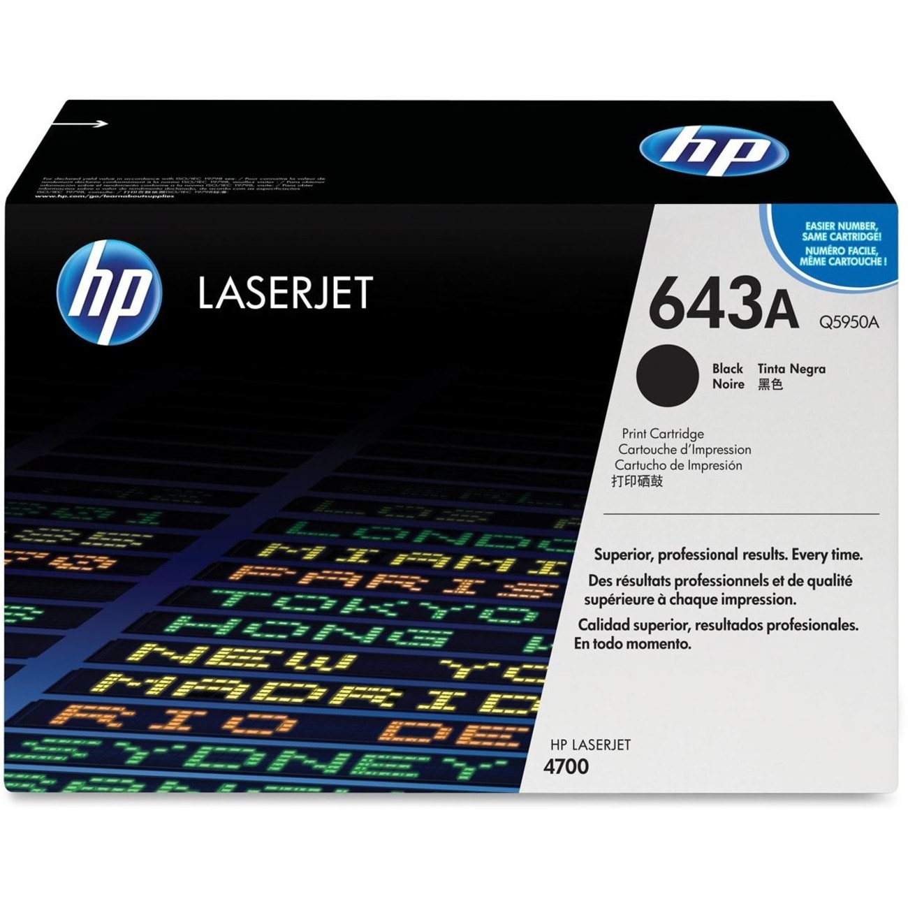 HP Q5950AG Toner Cartridge - Thumbnail 0