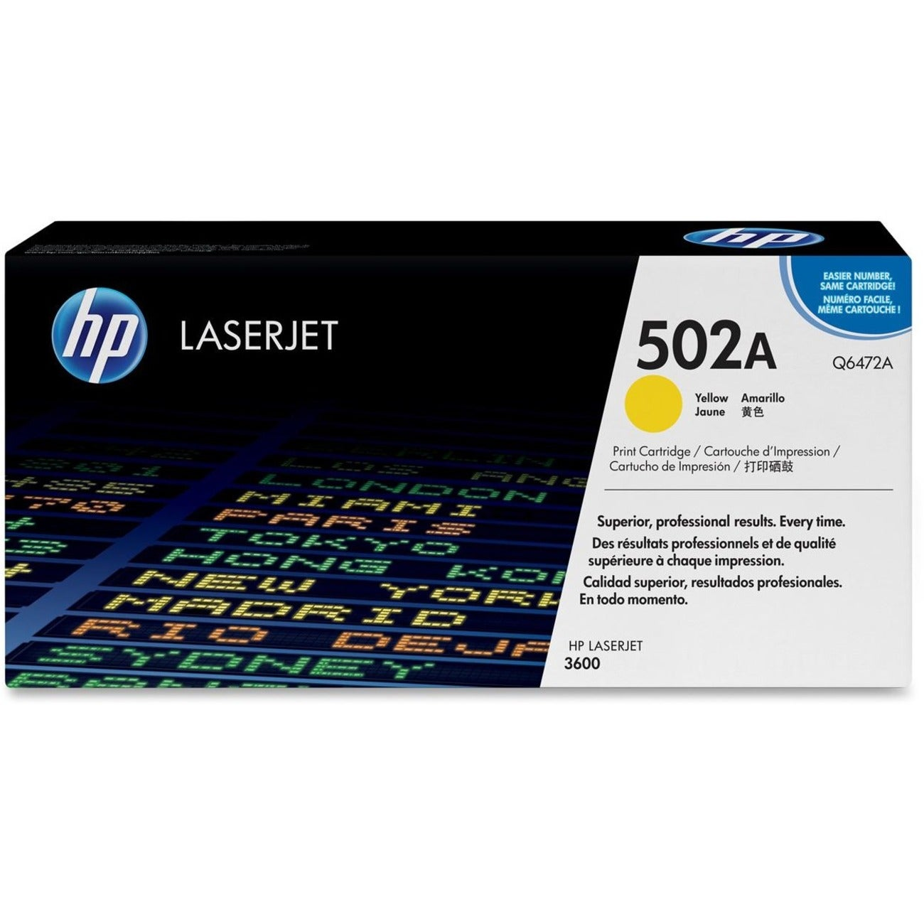 HP Q6472AG Toner Cartridge