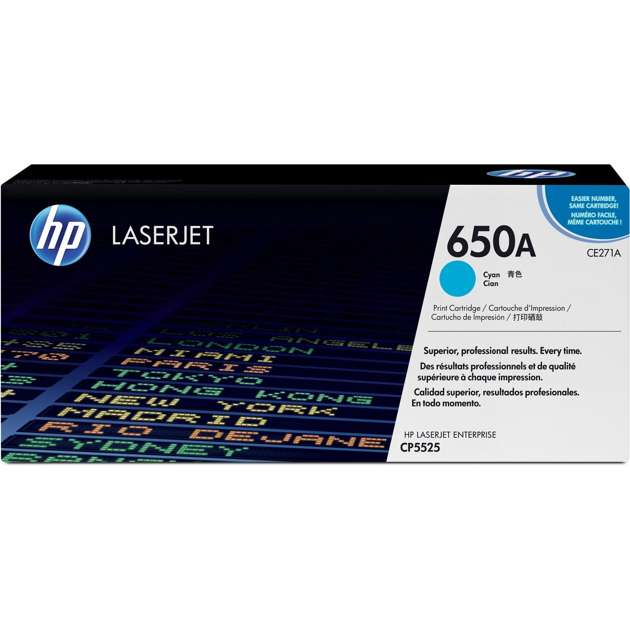 HP CE271A Toner Cartridge