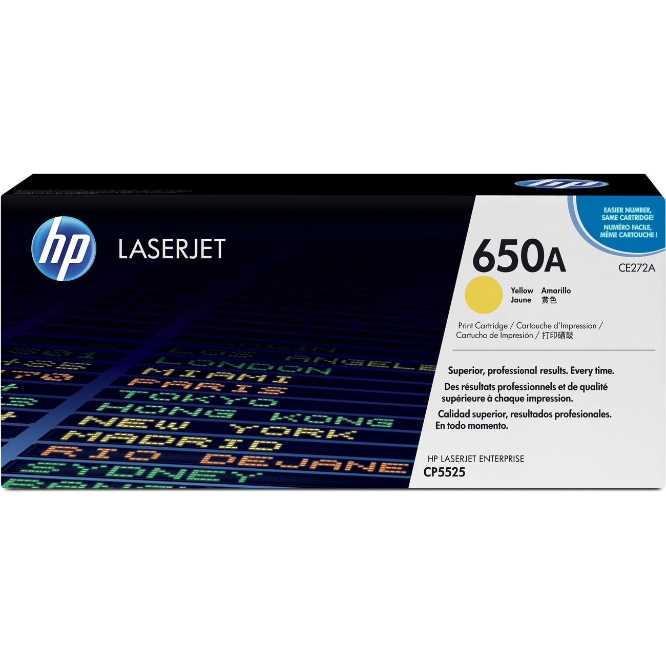 HP CE272A Toner Cartridge