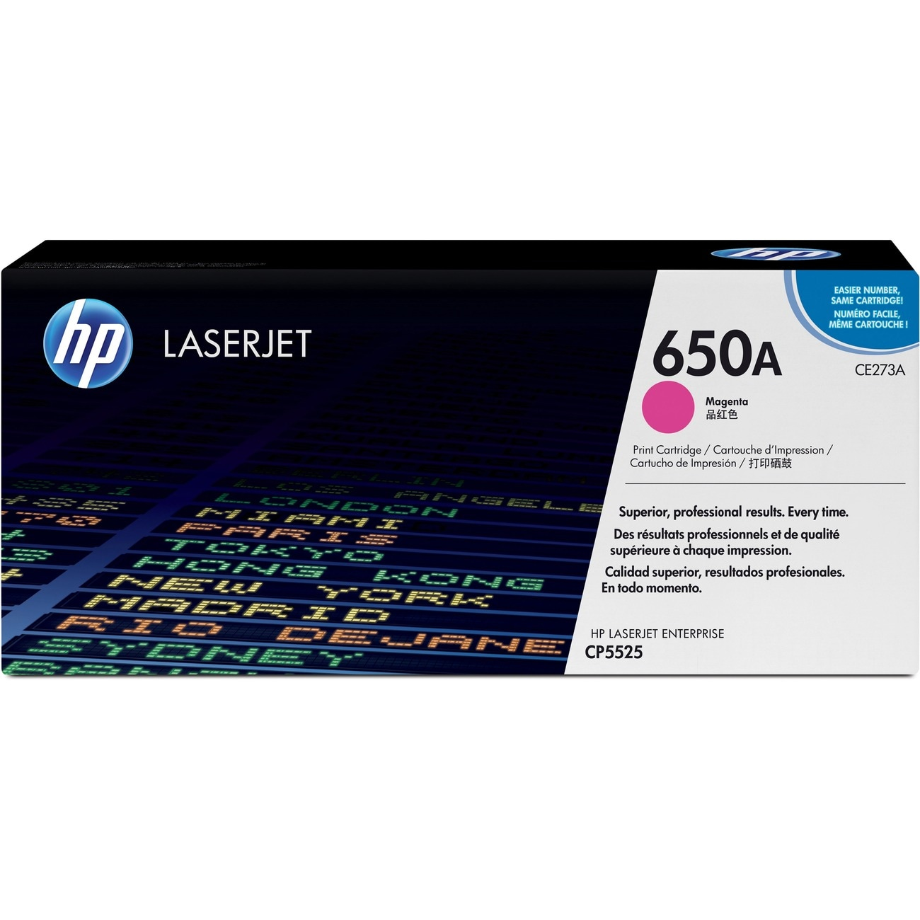 HP CE273A Toner Cartridge
