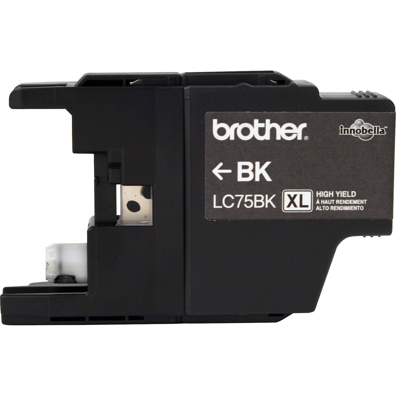 Brother LC75BK Ink Cartridge - Thumbnail 0