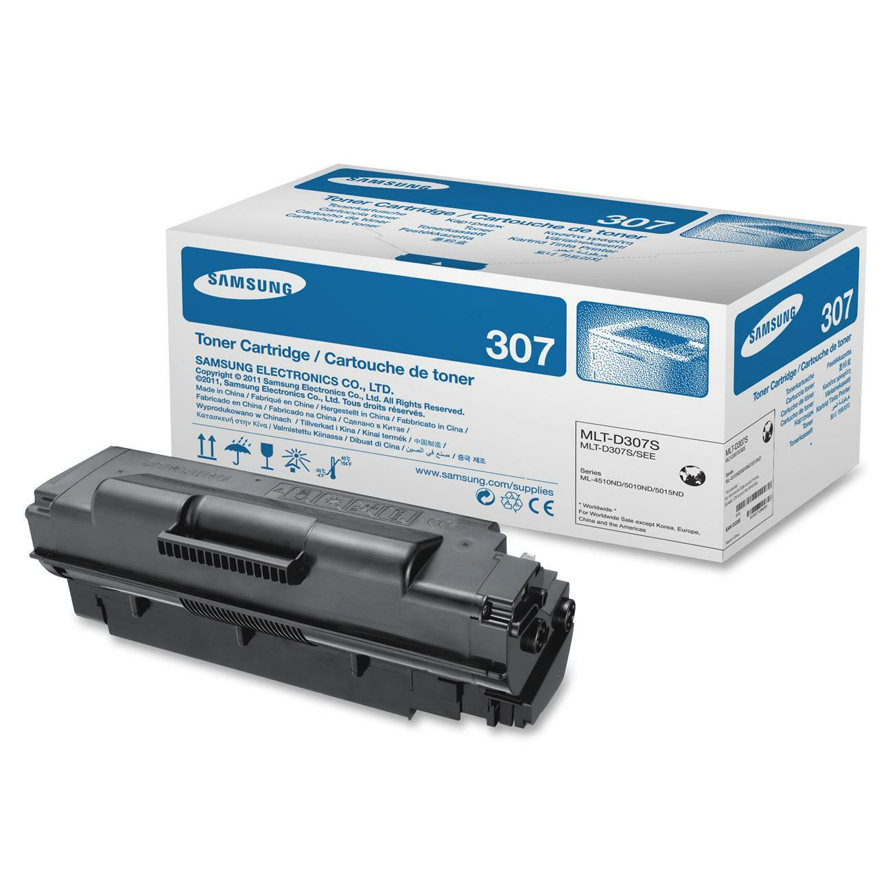 Toner For Ml-4512Nd Ml-5012Nd Tonrml-5017Nd 7K Yield