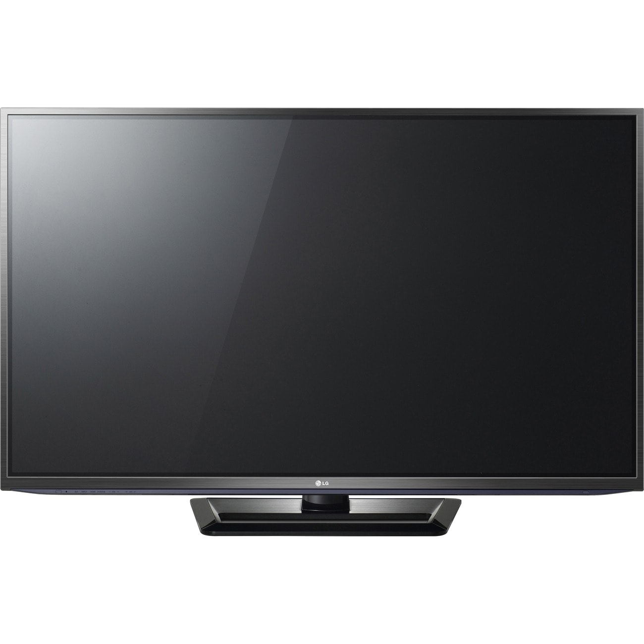 "LG 60PM6700 60"" 3D 1080p Plasma TV - 16:9 - HDTV 1080p - 600 Hz - Thumbnail 0"