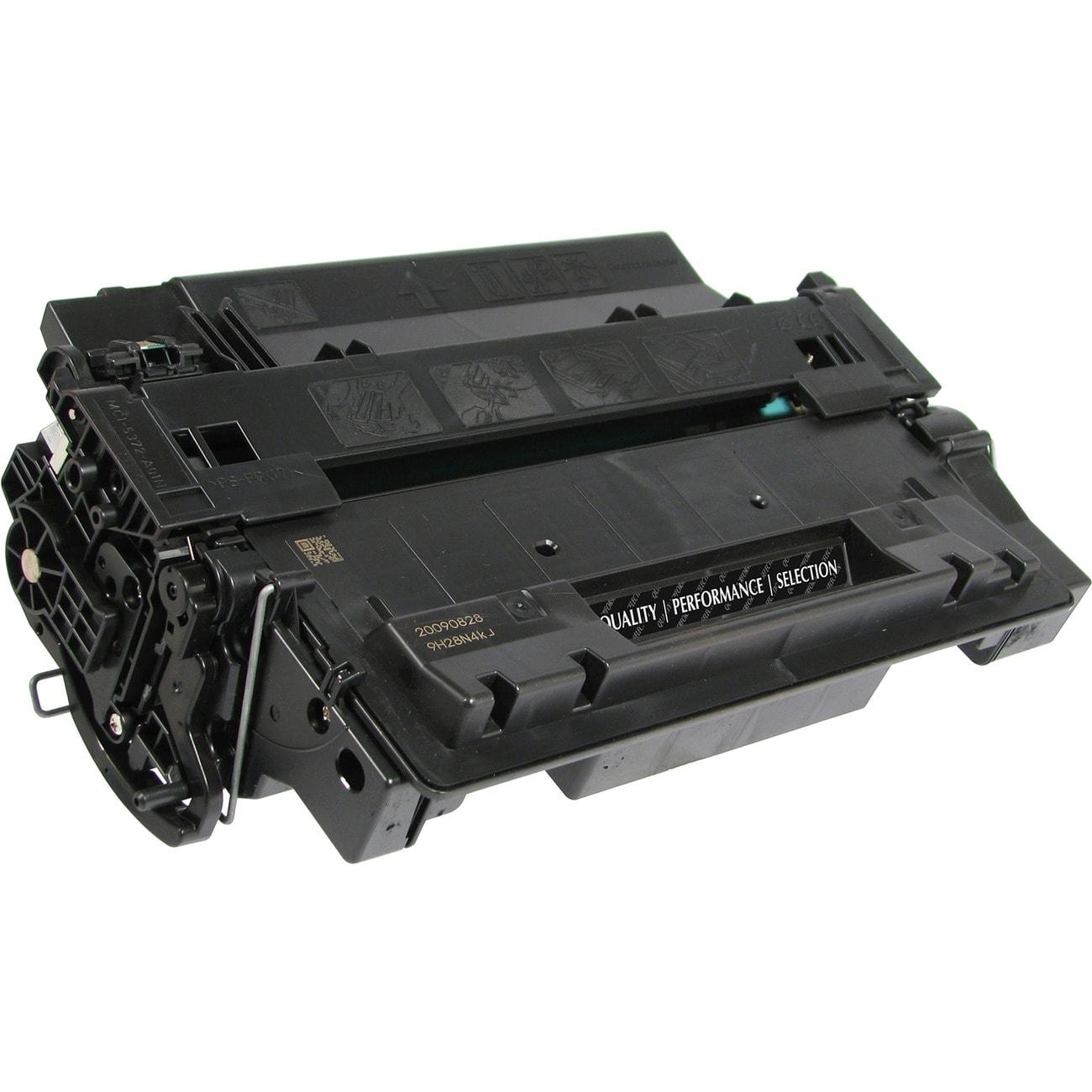 V7 Toner Cartridge - Remanufactured for HP (CE255A) - Black