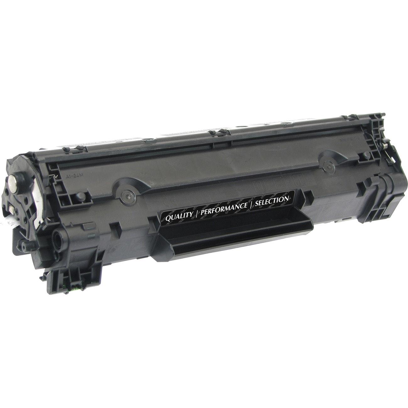 V7 Technology Black Toner Cartridge For HP Laserjet P1566...