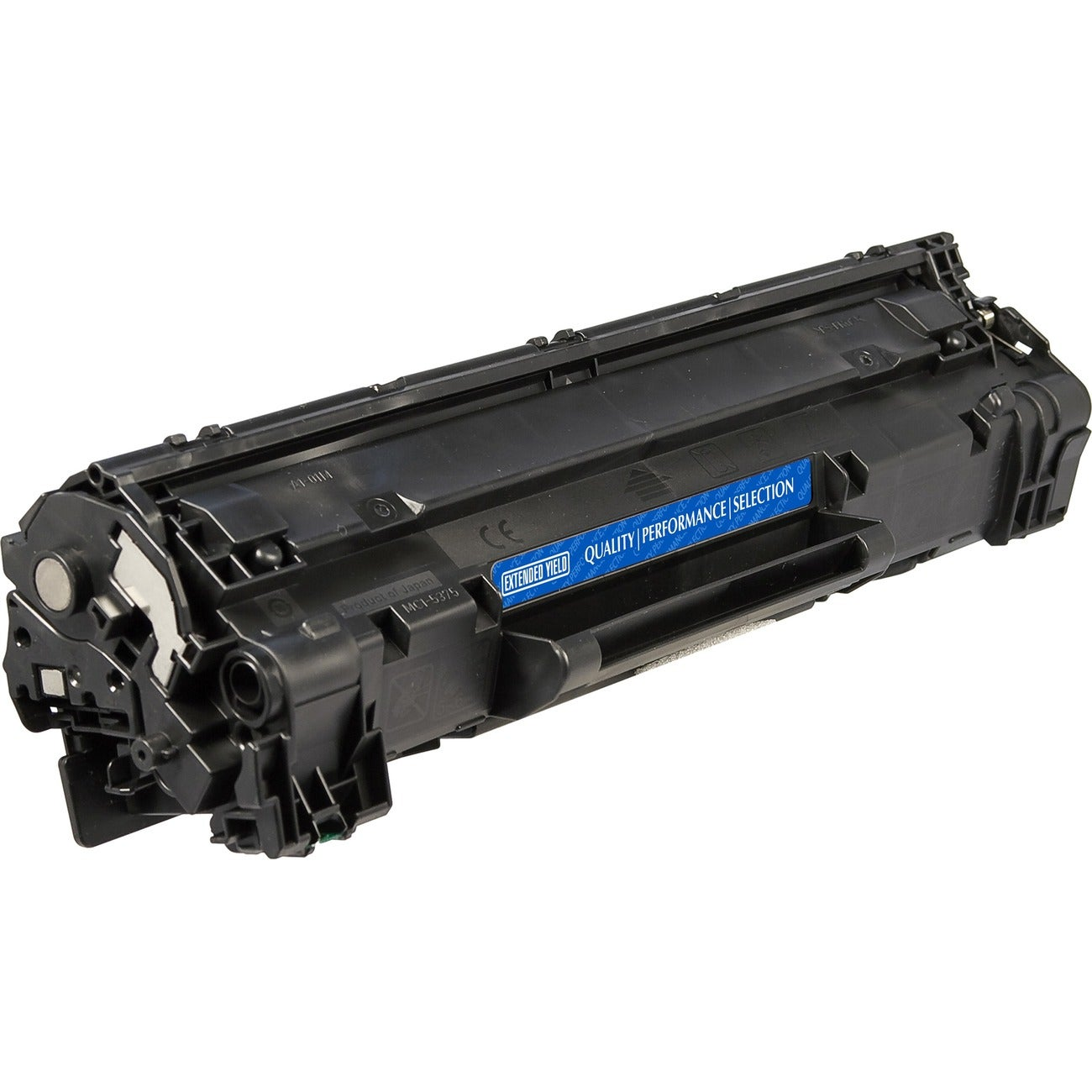 V7 Toner Cartridge - Remanufactured for HP (CE285A) - Black - Thumbnail 0