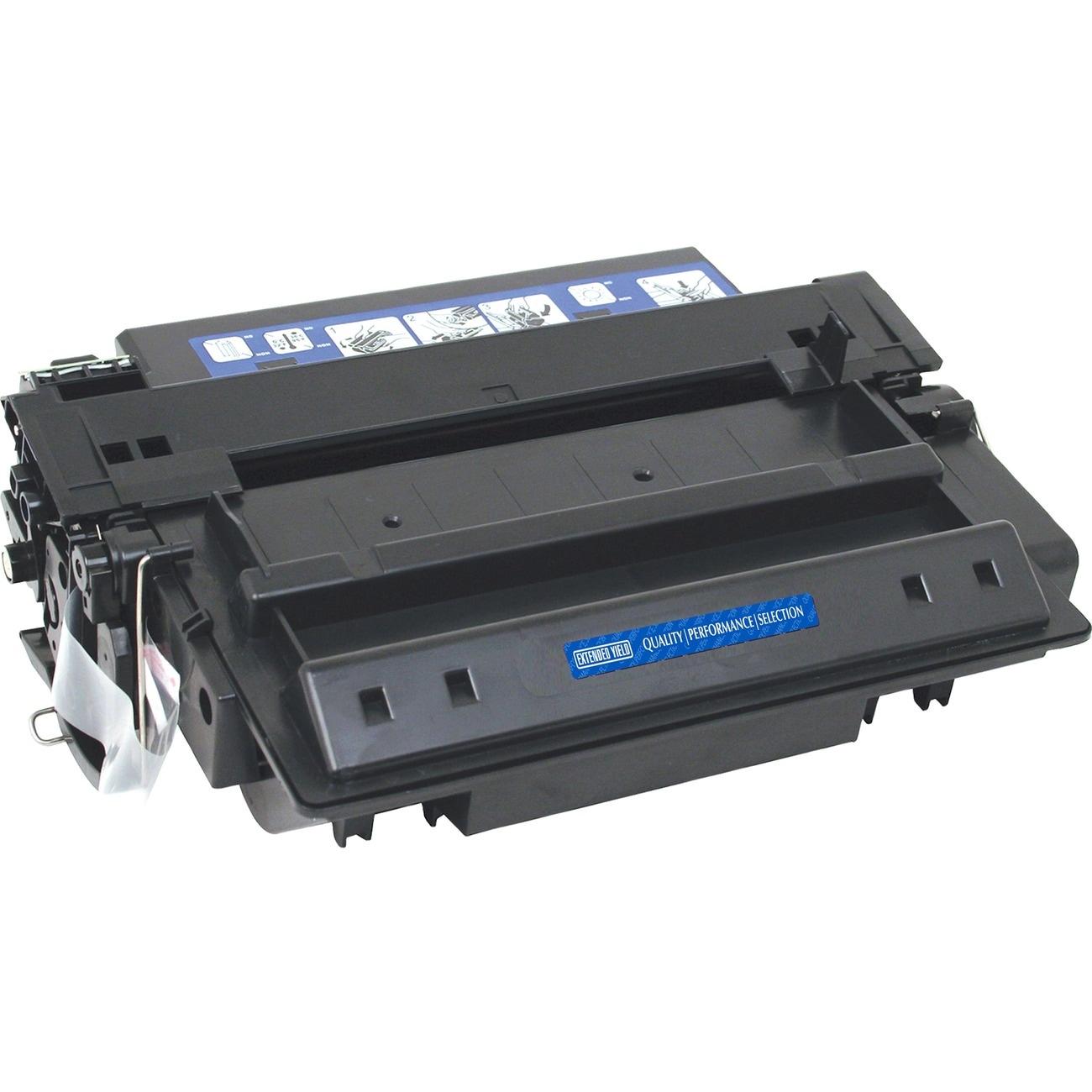 V7 Toner Cartridge - Remanufactured for HP (Q7551X) - Black