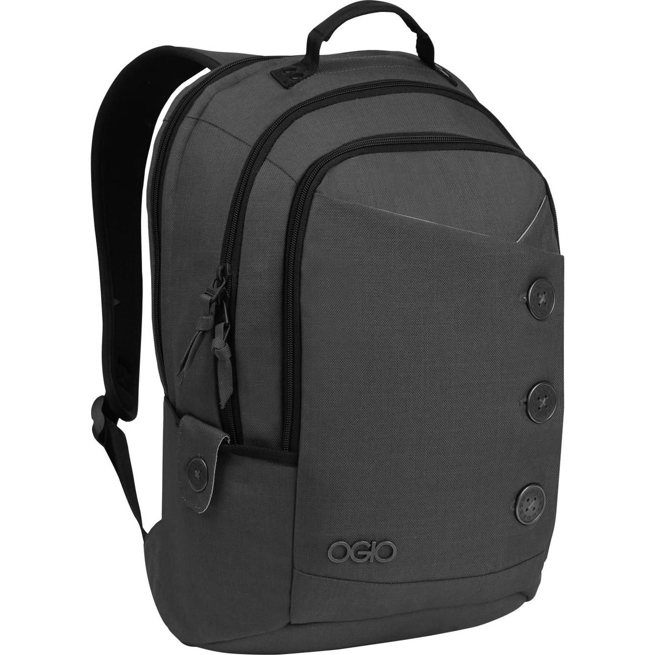 Ogio Women's Black Soho 17-inch Laptop Backpack