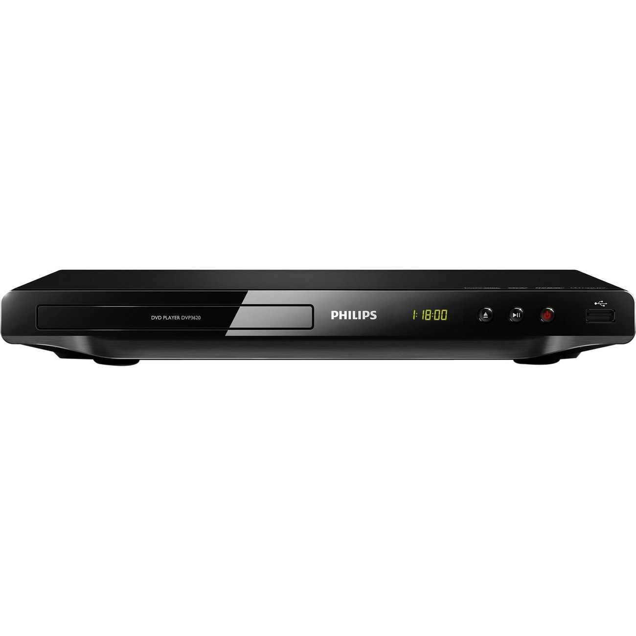 Philips DVP3620 1080p DVD Player