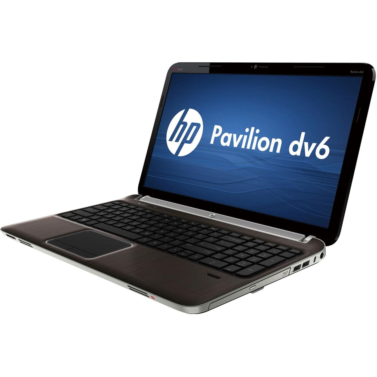 "HP Pavilion dv6-6c00 dv6-6c35dx A6Y53UA 15.6"" LED Notebook A8-3520M 1"