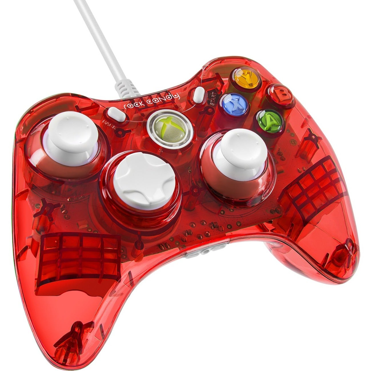 Pacific Rock Candy Wired Controller for Xbox 360 - Stormi...
