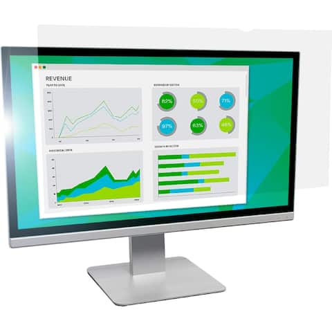 "3M Anti-Glare Filter for 24"" Widescreen Monitor (16:10)"